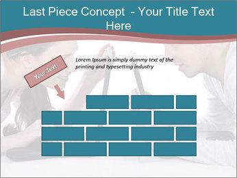 0000073734 PowerPoint Templates - Slide 46