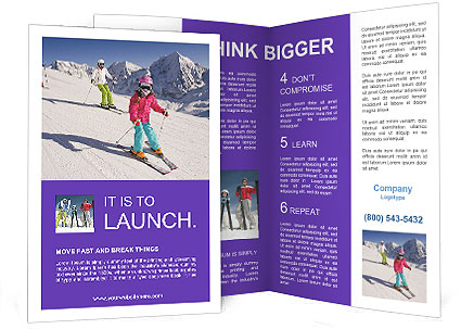 0000073741 Brochure Template