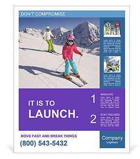 0000073741 Poster Template