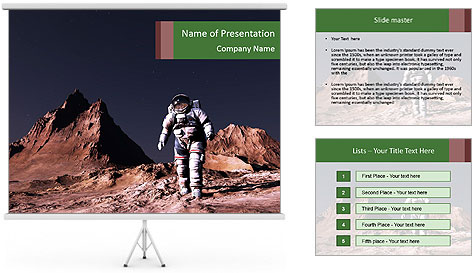 0000073752 PowerPoint Template