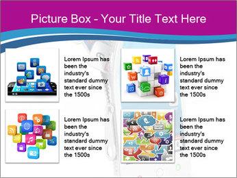 0000073755 PowerPoint Templates - Slide 14