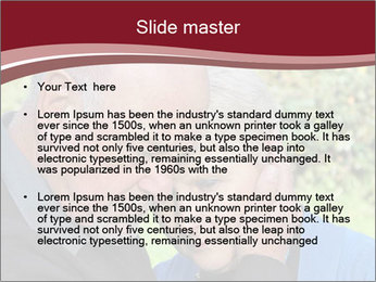0000073767 PowerPoint Templates - Slide 2