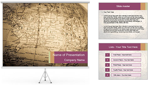 0000073781 PowerPoint Template