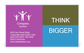 0000073783 Business Card Template