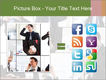 0000073784 PowerPoint Templates - Slide 21
