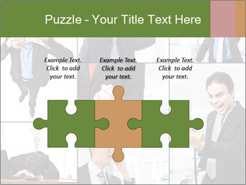 0000073784 PowerPoint Templates - Slide 42