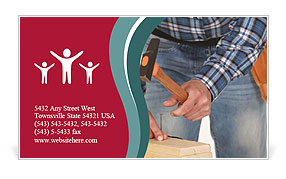 0000073789 Business Card Template