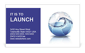 0000073797 Business Card Template