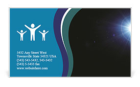 0000073802 Business Card Template