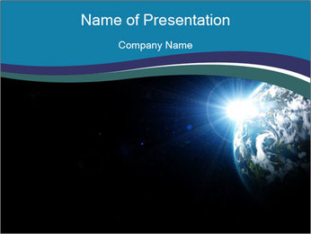 0000073802 PowerPoint Template - Slide 1