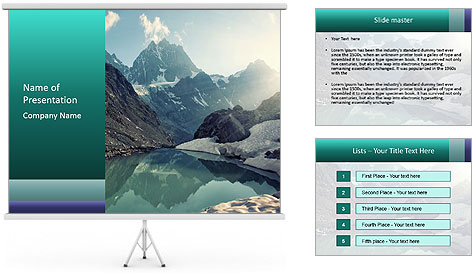 0000073804 PowerPoint Template