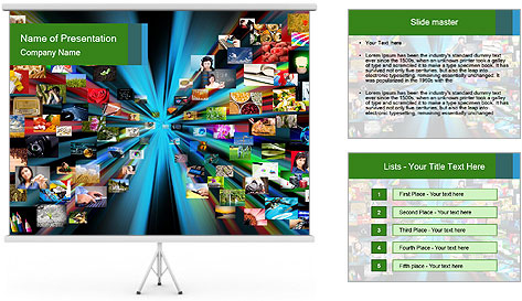 0000073805 PowerPoint Template