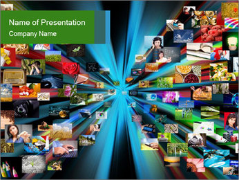0000073805 PowerPoint Template - Slide 1