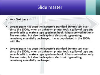 0000073809 PowerPoint Templates - Slide 2