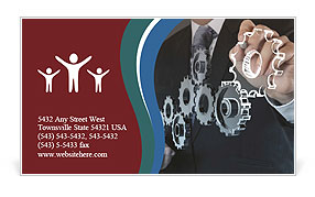 0000073812 Business Card Templates
