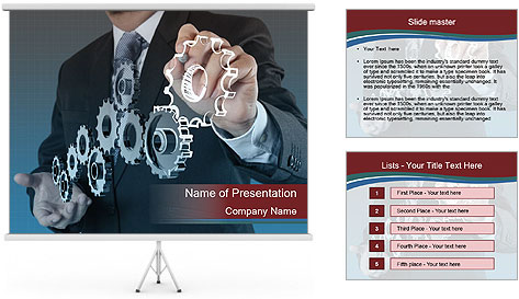 0000073812 PowerPoint Template
