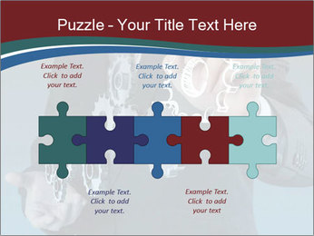 0000073812 PowerPoint Templates - Slide 41
