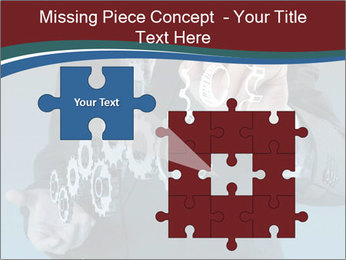 0000073812 PowerPoint Templates - Slide 45