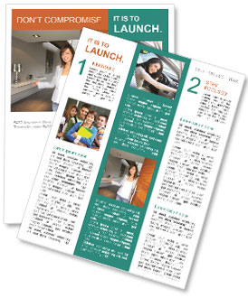 0000073819 Newsletter Template