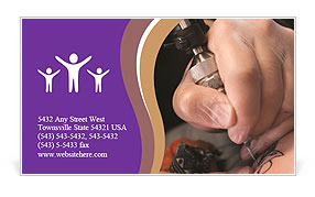 0000073821 Business Card Template
