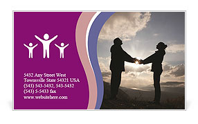 0000073852 Business Card Template