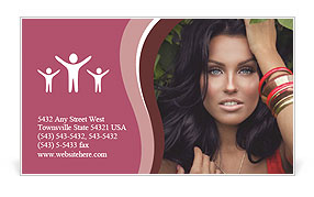 0000073879 Business Card Template