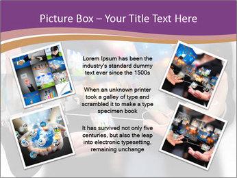 0000073880 PowerPoint Templates - Slide 24
