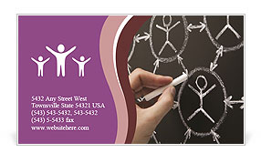 0000073895 Business Card Template