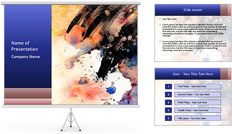 0000073897 PowerPoint Template