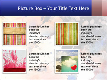 0000073897 PowerPoint Templates - Slide 14