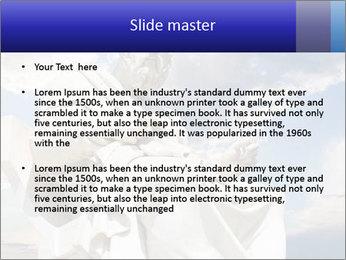 0000073934 PowerPoint Templates - Slide 2