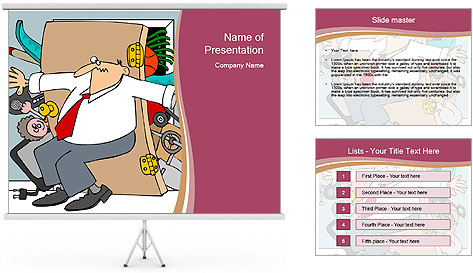 0000073954 PowerPoint Template