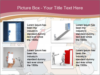 0000073954 PowerPoint Templates - Slide 14