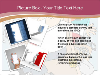 0000073954 PowerPoint Templates - Slide 23