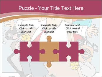 0000073954 PowerPoint Template - Slide 42