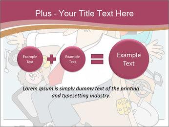 0000073954 PowerPoint Template - Slide 75
