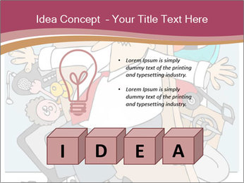 0000073954 PowerPoint Templates - Slide 80