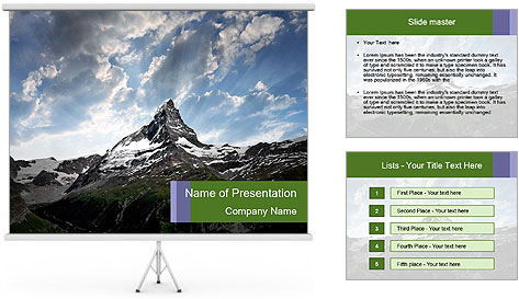 0000073958 PowerPoint Template