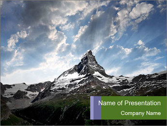 0000073958 PowerPoint Template - Slide 1