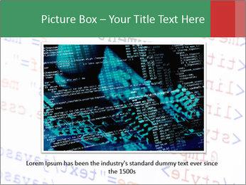 0000073969 PowerPoint Templates - Slide 16