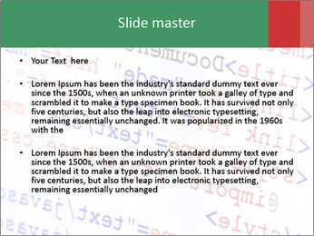 0000073969 PowerPoint Templates - Slide 2