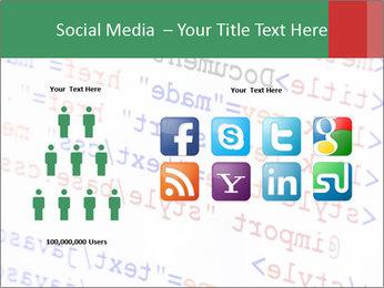 0000073969 PowerPoint Templates - Slide 5