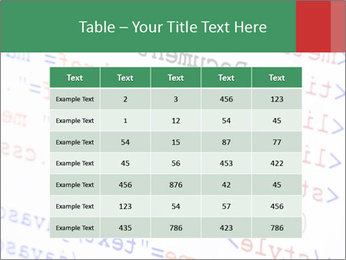 0000073969 PowerPoint Templates - Slide 55