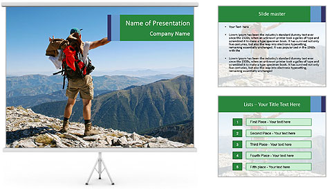 0000073982 PowerPoint Template