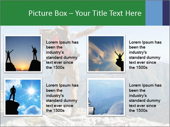0000073982 PowerPoint Templates - Slide 14