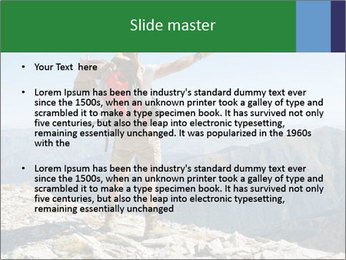 0000073982 PowerPoint Template - Slide 2