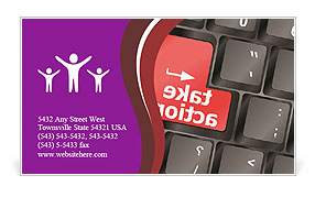 0000073984 Business Card Template