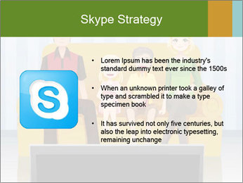 0000073985 PowerPoint Template - Slide 8