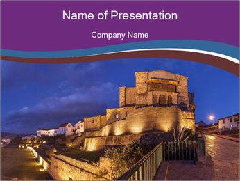 0000074001 PowerPoint Template - Slide 1