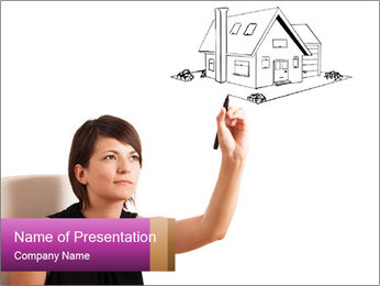 0000074005 PowerPoint Template - Slide 1